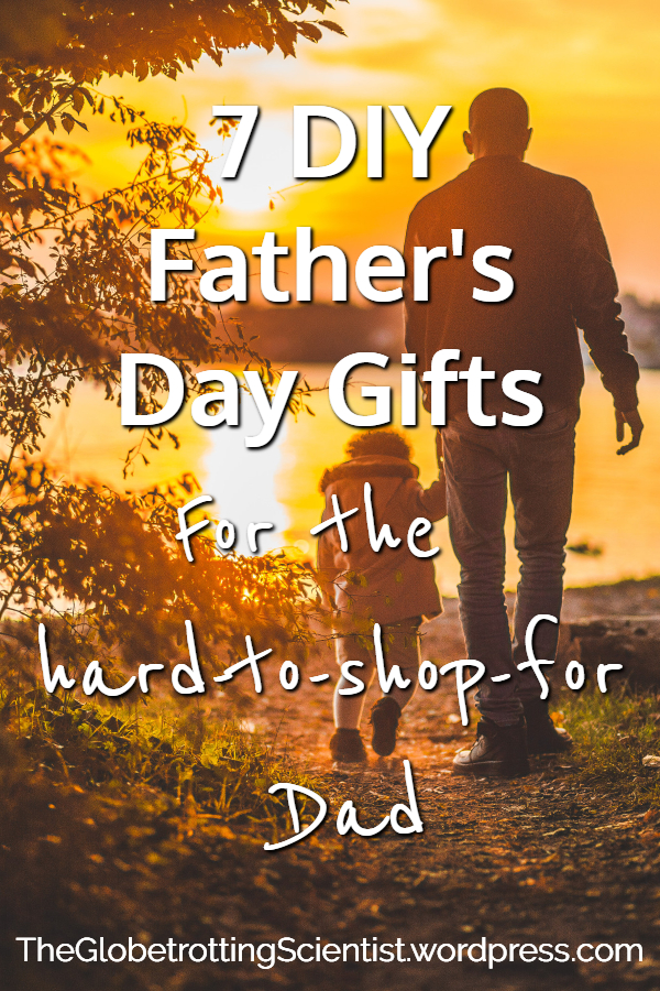 7 DIY Father's Day Gifts For the Hard-to-Shop-For Dad