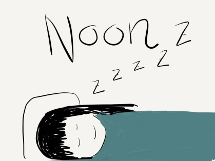 Sleeptilnoon