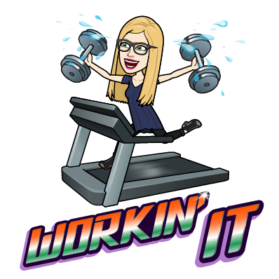 Workoutbitmoji